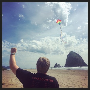 Walker Kite Master