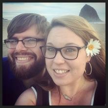 Newlyweds Selfie!